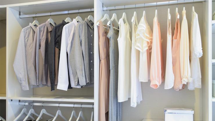 5x handige tips voor mensen met een kleine kledingkast - Kleine kledingkast ...