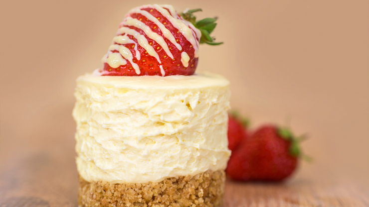Yummy recept: No bake mini cheesecakes