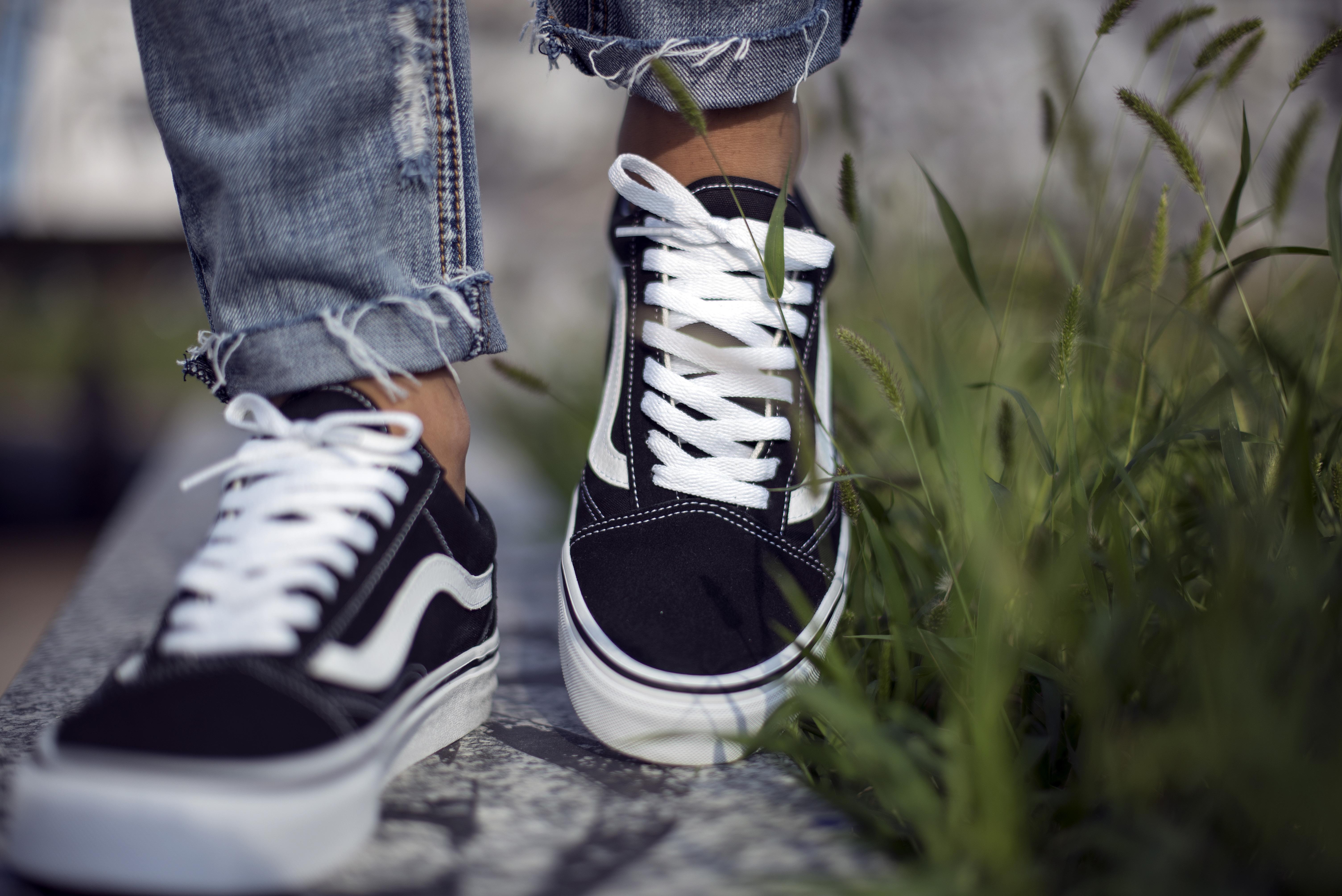Kruidvat verkoopt Vans schoenen voor een prikkie