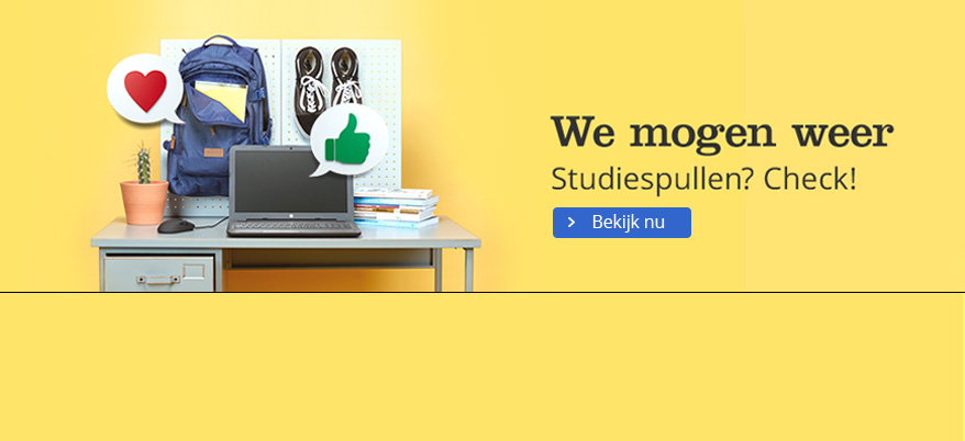 Bol.com Back to School: check nu de beste deals voor school!