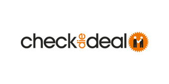 Logo Check die Deal