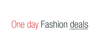 Korting bij One Day Fashion Deals